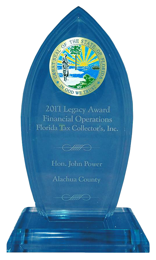 Alachua county tax collector integrity innovation for Florida fishing license for seniors