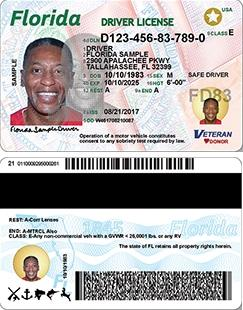 Getting A Florida Drivers License >> The New Florida Driver License Is Here Alachua County Tax Collector