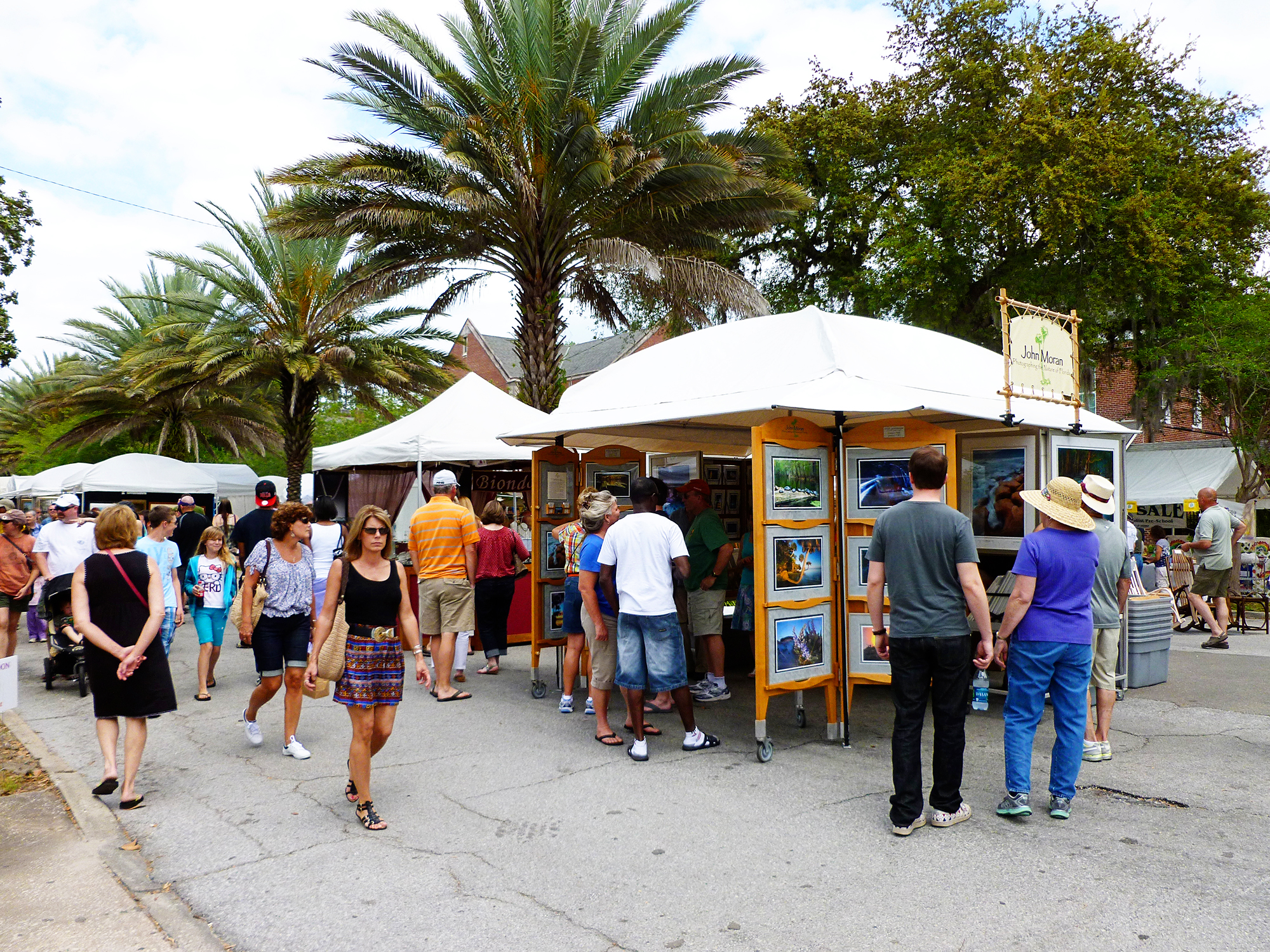 Santa Fe Spring Arts Festival in Gainesville Florida