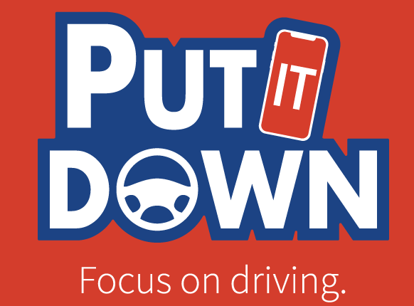 Put It Down! Focus on Driving