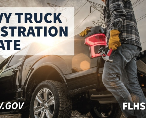 Heavy Truck Registration Update