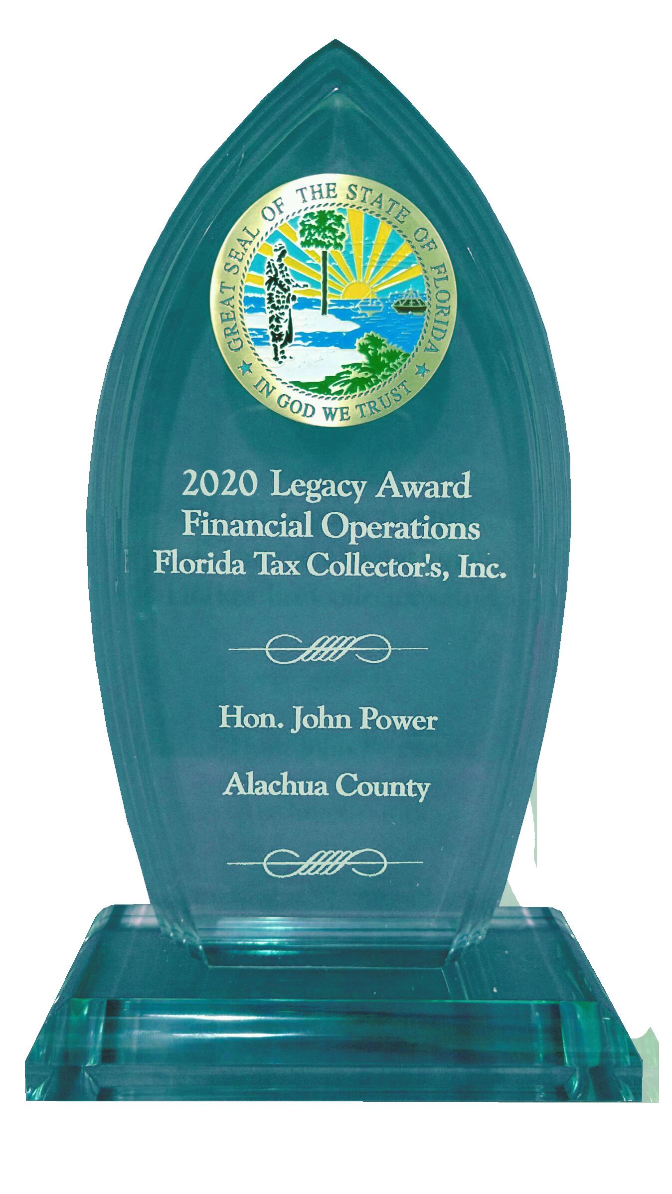 Fiscal Award 2020